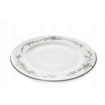 Winter Stars, Dinner Plate, 28 cm.